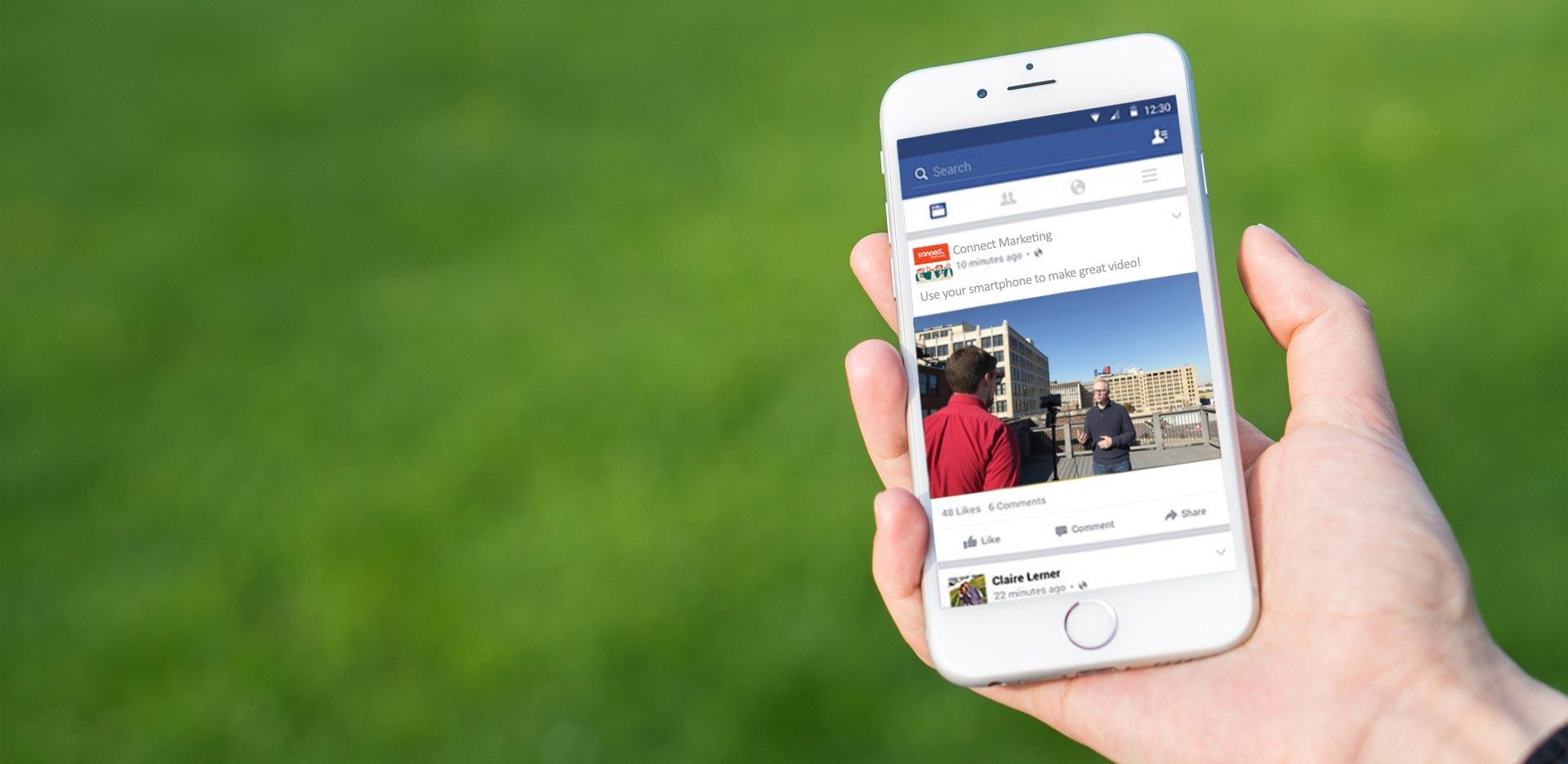 Social media video for real estate marketing